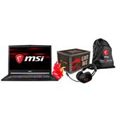 Sülearvuti MSI GS73 Stealth