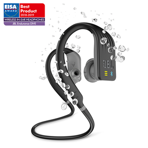 Wireless earphones JBL Endurance Dive JBLENDURDIVEBLK