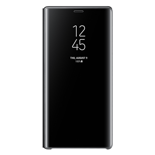 Samsung Galaxy Note 9 Clear View kaaned