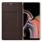 Samsung Galaxy Note 9 Leather cover