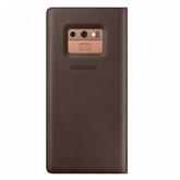 Samsung Galaxy Note 9 nahast kaaned