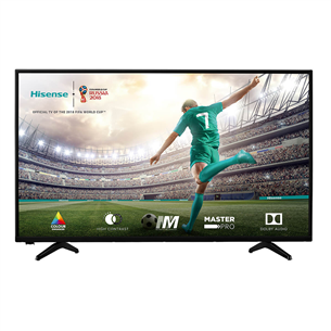 "43"" Full HD LED ЖК-телевизор, Hisense"