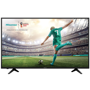 65 Ultra HD LED LCD TV Hisense