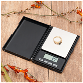 Pocket scale, Tatkraft