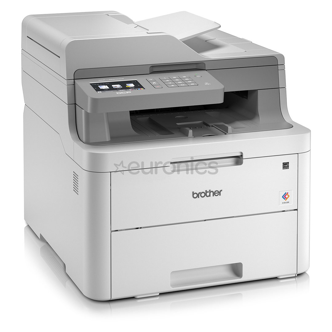 Multifunctional color laser printer Brother DCP-L3550CDW