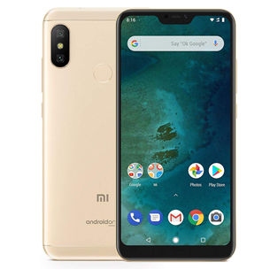Nutitelefon Xiaomi Mi A2 Lite Dual SIM (64 GB)