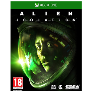 Xbox One mäng Alien: Isolation