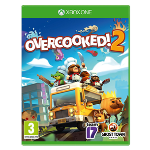 Xbox One mäng Overcooked 2