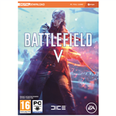 PC game Battlefield V