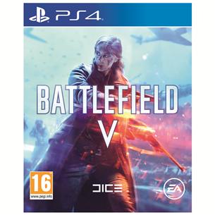 PS4 game Battlefield V 5030942122275