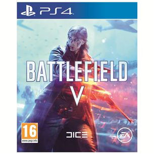 Игра для PlayStation 4, Battlefield V