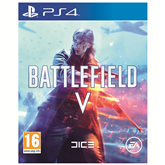PS4 game Battlefield V