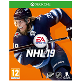 Xbox One game NHL 19