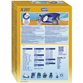 Dust bags Micropor X351M, Swirl