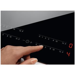 Индукционная варочная поверхность, Electrolux