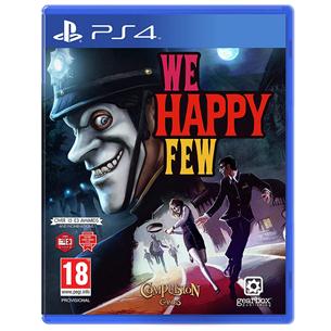 PS4 mäng We Happy Few