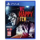 Игра для PlayStation 4 We Happy Few