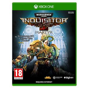Xbox One mäng Warhammer 40000: Inquisitor - Martyr