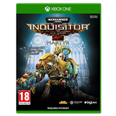 Xbox One game Warhammer 40000: Inquisitor - Martyr