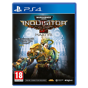 PS4 mäng Warhammer 40000: Inquisitor - Martyr