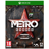 Xbox One mäng Metro Exodus Aurora Limited Edition