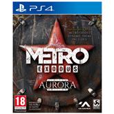 Игра для PlayStation 4 Metro Exodus Aurora Limited Edition