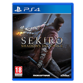 PS4 mäng The Sekiro: Shadows Die Twice (eeltellimisel)