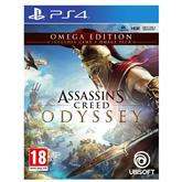 PS4 mäng Assassins Creed: Odyssey Omega Edition (eeltellimisel)