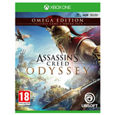 Xbox One mäng Assassins Creed: Odyssey Omega Edition (eeltellimisel)