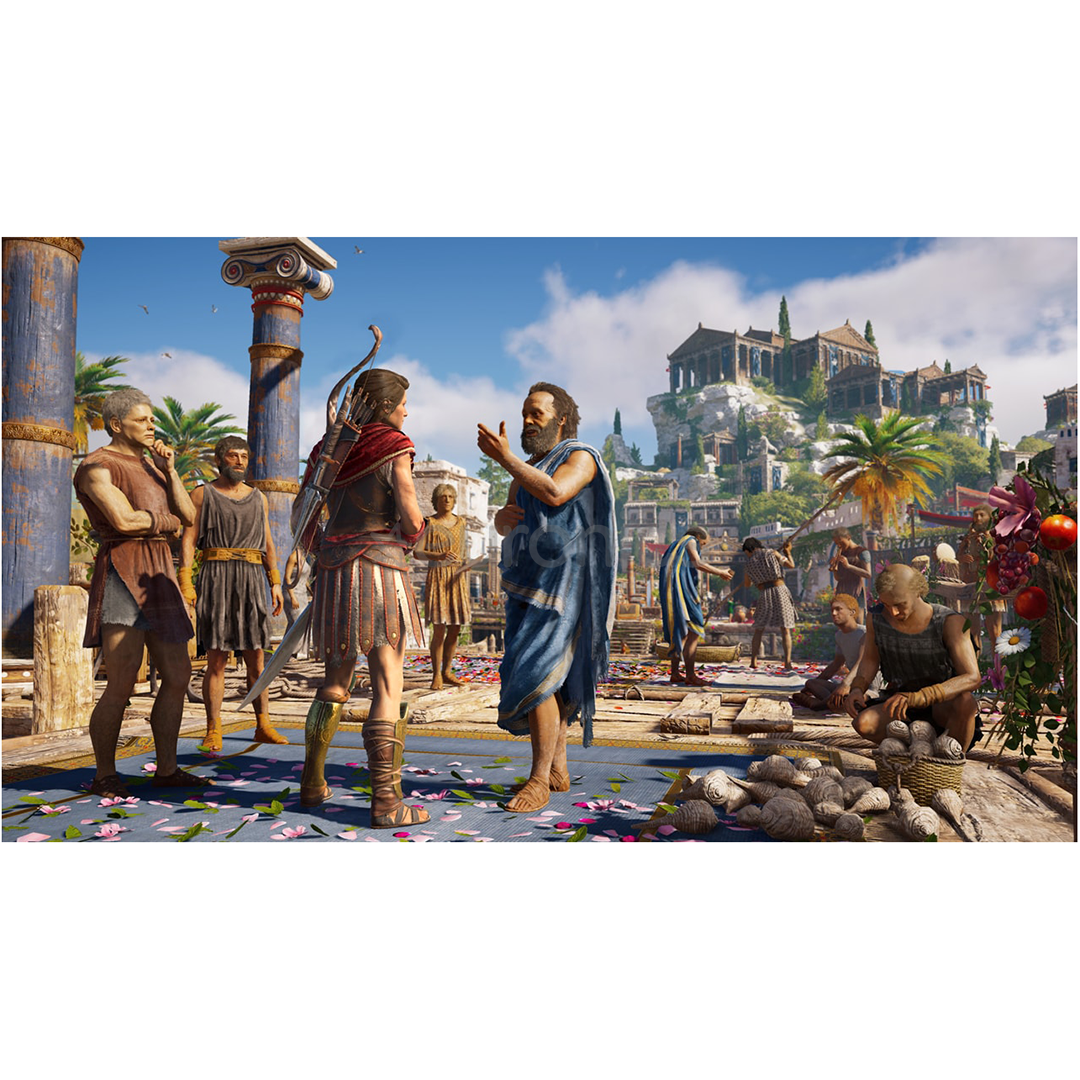 Xbox One game Assassins Creed: Odyssey Omega Edition ...