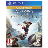 PS4 mäng Assassins Creed: Odyssey Gold Edition (eeltellimisel)