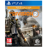 PS4 mäng Tom Clancys: The Divison 2 Gold Edition