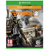Xbox One mäng Tom Clancys: The Divison 2 Gold Edition (eeltellimisel)