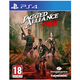 Игра для PlayStation 4, Jagged Alliance Rage!