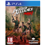PS4 game Jagged Alliance Rage!