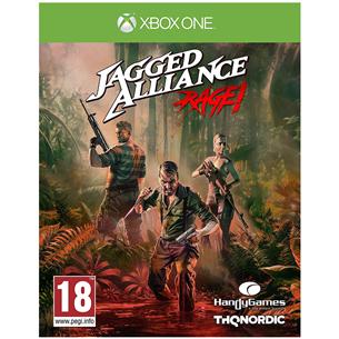 Xbox One mäng Jagged Alliance Rage!