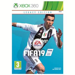 Xbox 360 mäng FIFA 19 Legacy Edition