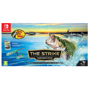 Switch mäng Bass Pro Shops: The Strike