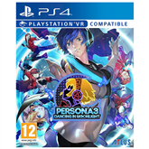 PS4 mäng Persona 3: Dancing in Moonlight