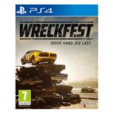 Игра для PlayStation 4, Wreckfest