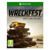 Xbox One game Wreckfest