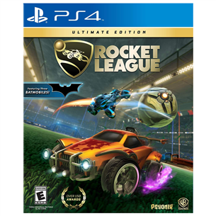 PS4 game Rocket League Ultimate Edition