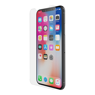 iPhone X ekraanikaitseklaas Belkin