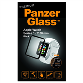 Apple Watch ekraanikaitseklaas PanzerGlass (38 mm)