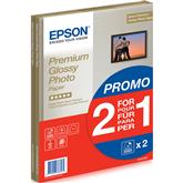 Fotopaber Epson Premium Glossy A4, 255 g/m² (30 lehte)