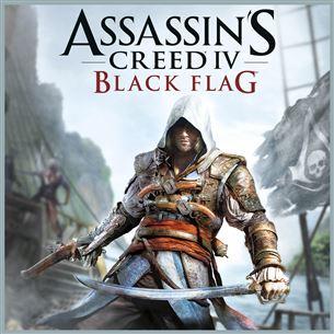 PS4 game Assassins Creed IV: Black Flag