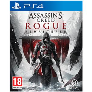 PS4 mäng Assassins Creed Rogue Remastered