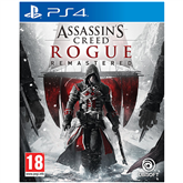 PS4 mäng Assassins Creed Rogue Remastered