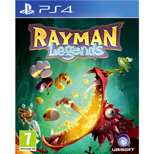 Игра для PlayStation 4, Rayman Legends 3307216075998
