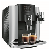 Espressomasin E8 Chrome 2018 JURA
